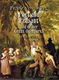 Poet and Peasant and Other Great Overtures in Full Score, Franz von Suppé, 0486413977
