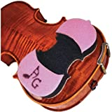 AcoustaGrip Protege Youth Size Shoulder Rest, Pink