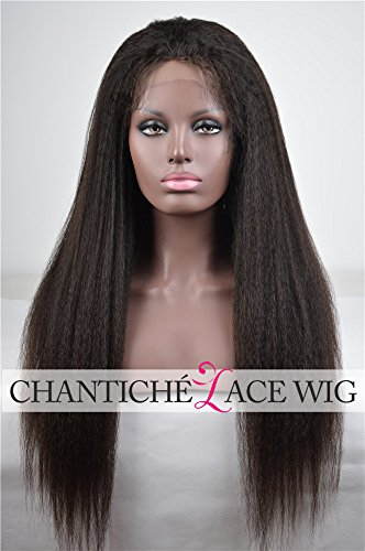 Chantiche Lace Brazilian Wig Invisible