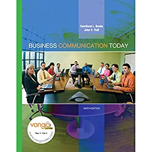 VangoNotes for Business Communication Today, 9e Audiobook