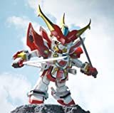 SD Gundam Force 03 Bakunetsumaru the Blazing Samurai Figure