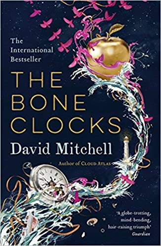 Image result for the bone clocks david mitchell