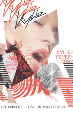 Kylie Minogue - Fever 2002 (Live in Manchester) (Dance Costumes On Line)