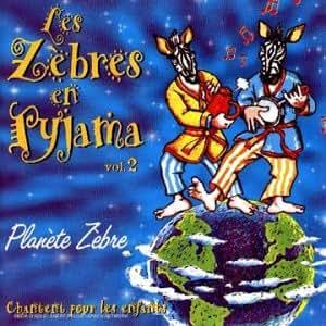 - Les Zebres En Pyjama Vol 2 : Planete Zebre - Amazon.com