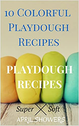 Playdough Recipes: 10 Colorful Soft Playdough Recipes (diy playdough recipes,How to make playdough,)