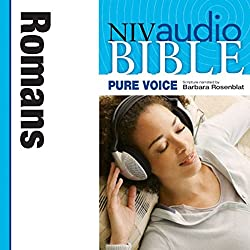 NIV New Testament Audio Bible, Female Voice Only: Romans