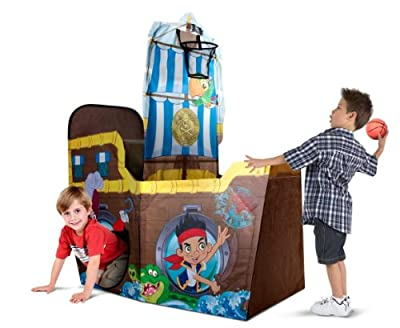 Playhut Jake And The Neverland Pirates - Bucky Play Structure