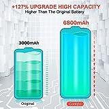 LG V20 Battery,6800mAh