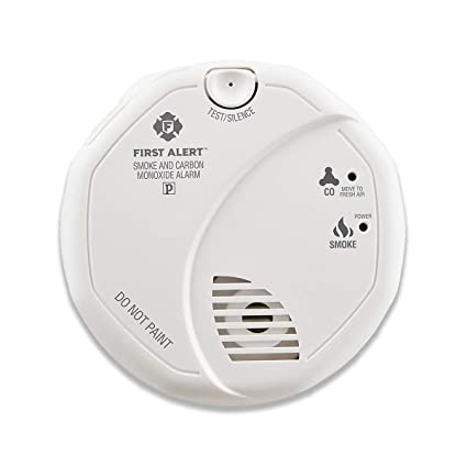 Best Smoke And Carbon Monoxide Detector 2020 First Alert Smoke Detector and Carbon Monoxide Detector Alarm