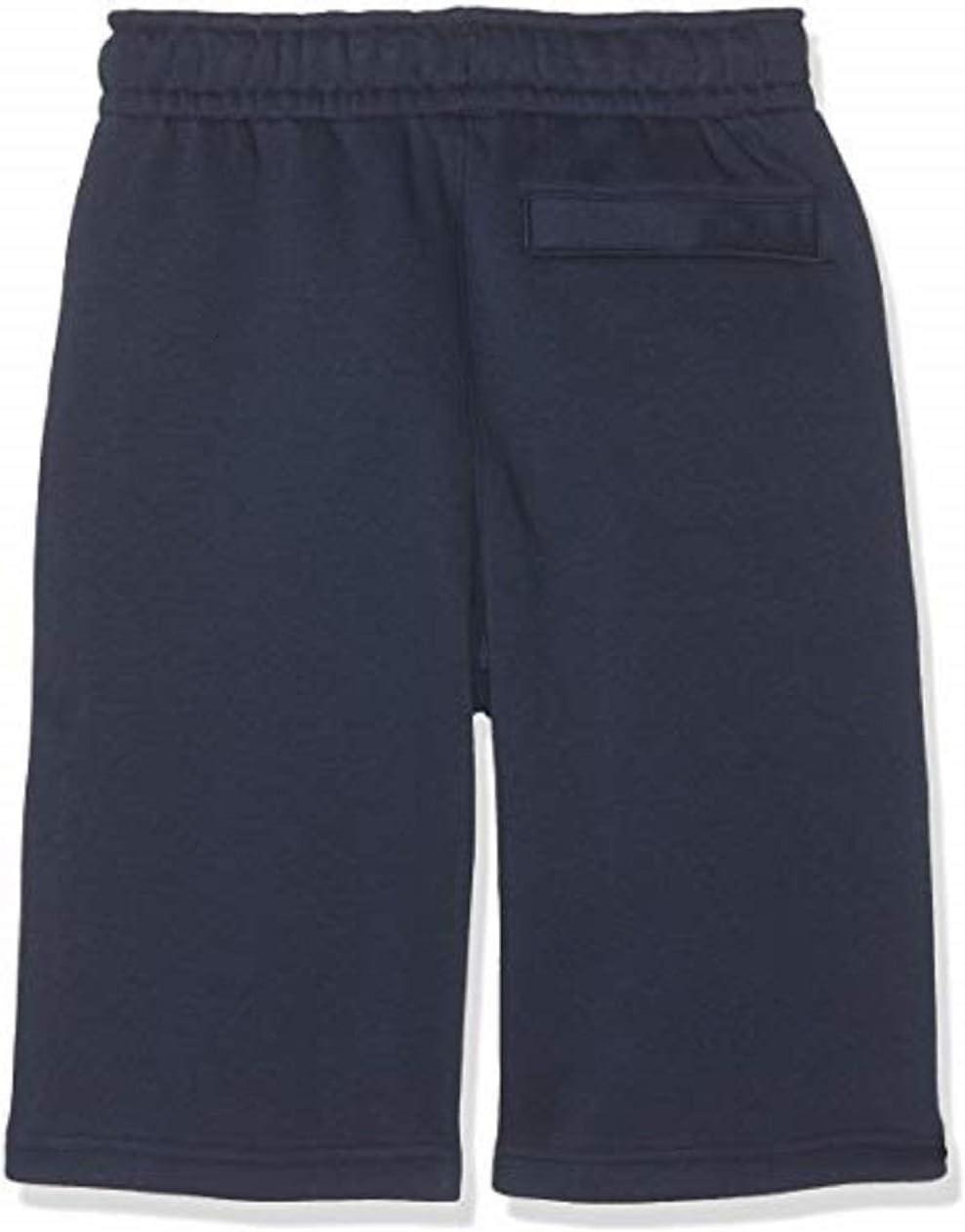 NIKE Y Short FLC TM Club19 Pantalones Cortos de Deporte Ni/ños