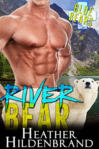 River Bear Blue Rescue Book ebook product image