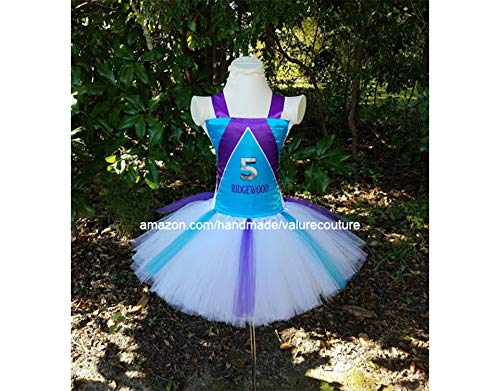Maddie Inspired Tutu Costume Dress Christmas Holiday Winter Pageant Birthday Halloween Girls Newborn Infant Toddler Baby Outfit Onesie Shirt Bow Party Princess Kids Gift Topper Favors