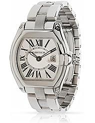 Cartier Roadster W62016V3 Women's Watch in Stainless Steel (Certified Pre-Owned)