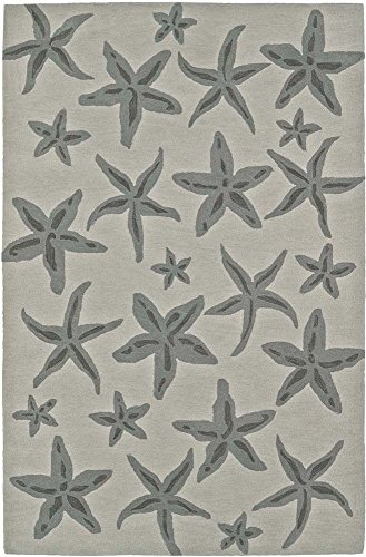 "Dalyn Rug SE8LI5X8 Seaside SE8 Area Rugs, 5' x 7'6"", Linen"
