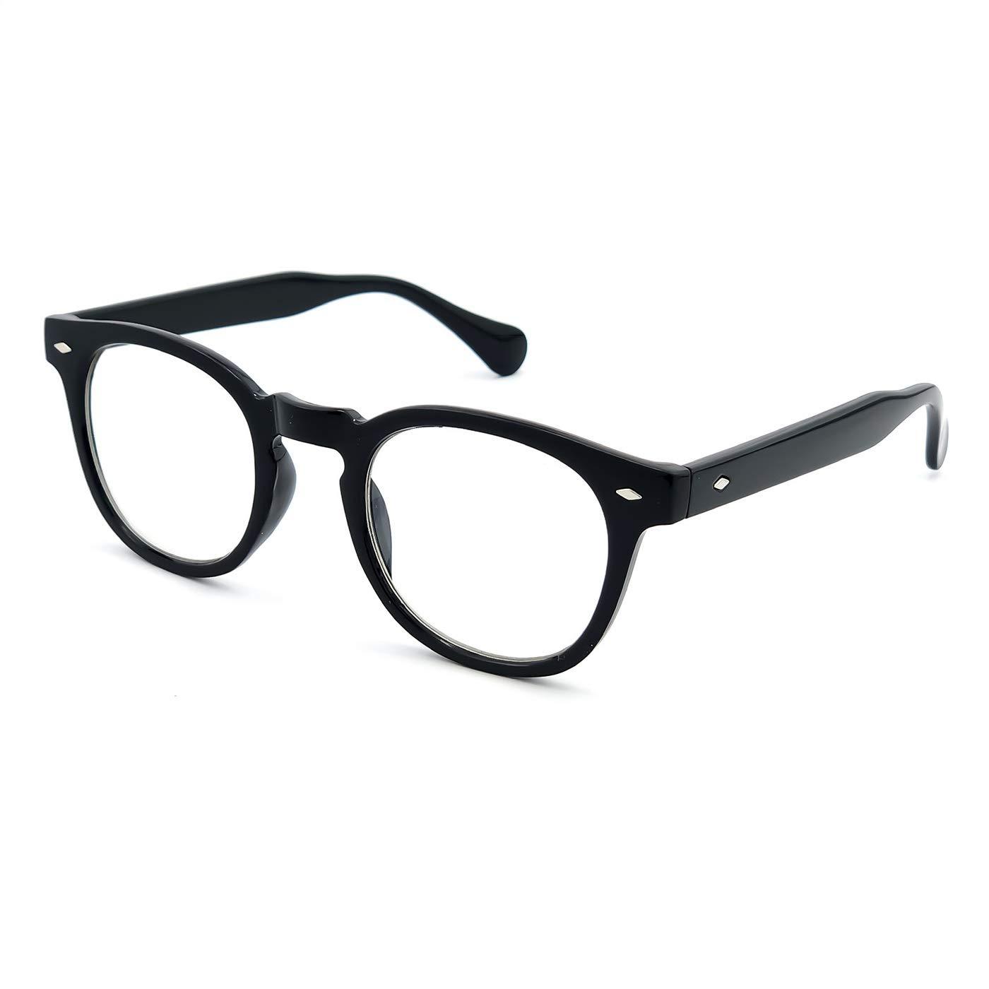 Gafas neutrales beso®-estilo MOSCOT Johnny Depp-lente marco ...