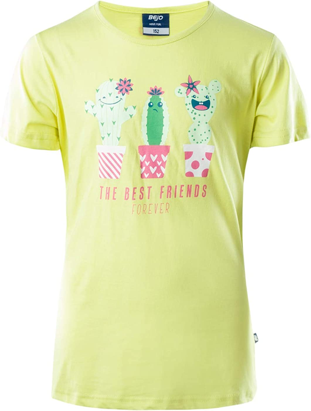 BEJO M/ädchen Cactus Junior T-Shirt
