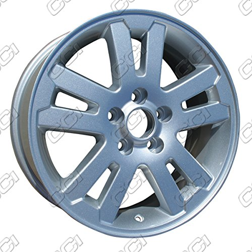 17'' All Painted Silver New OEM Wheels for 06-10 FORD EXPLORER