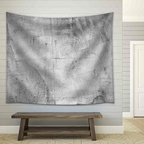 Large Concrete Wall Detailed Plaster Texture as Abstract Grunge Background Fabric Wall