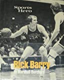 Sports Hero, Rick Barry, Marshall Burchard, 0399205756