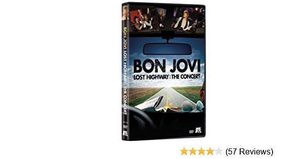 Amazon.com: Bon Jovi - Lost Highway: The Concert by Jon Bon Jovi: Jon Bon Jovi: Movies & TV