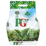 PG Tips 8X300 2 Cup Pyramid Tea Bags 750G
