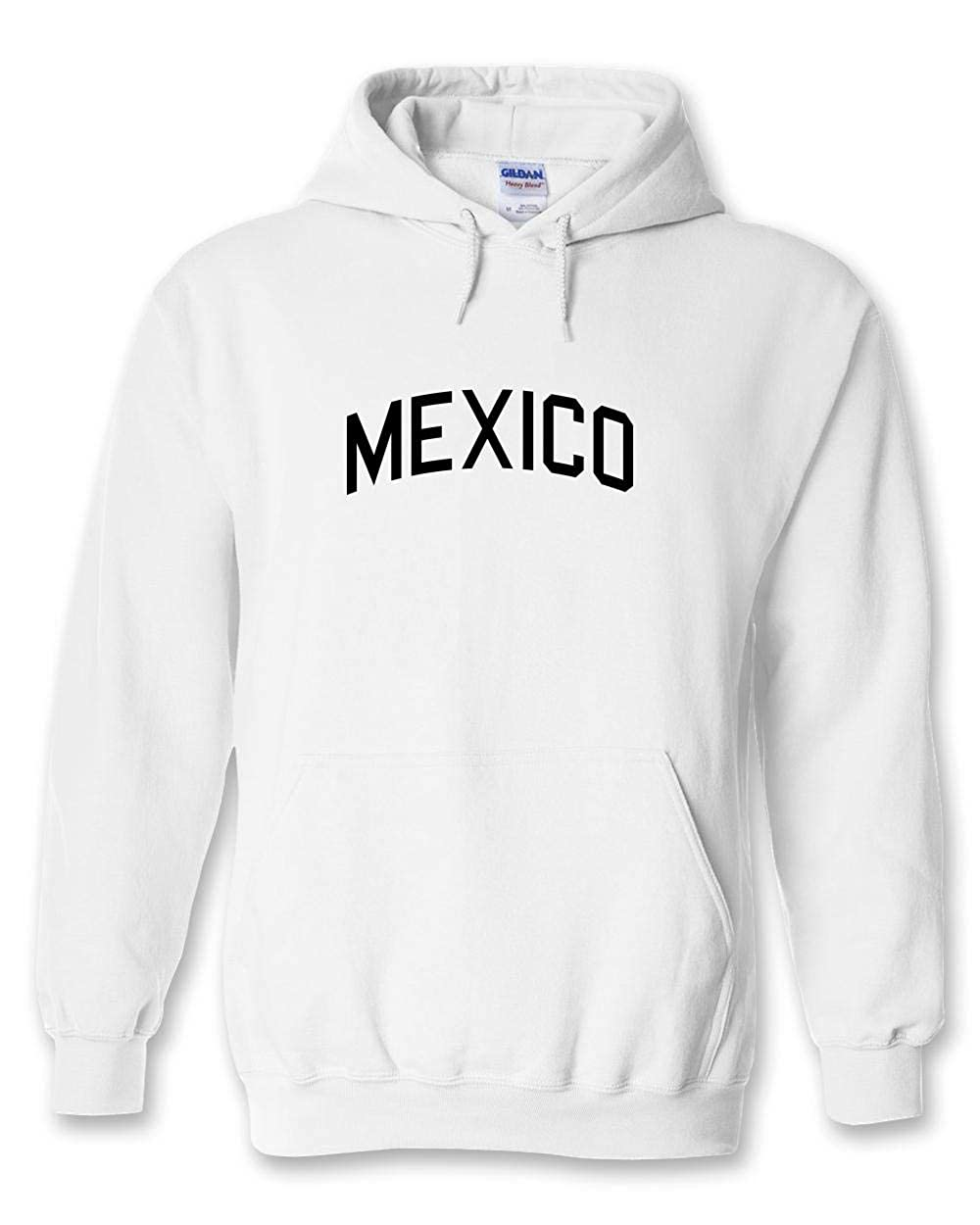 Uncensored Shirts Mexico Hoodie
