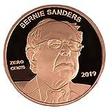 Aizics Mint Bernie Sanders | Zero Cents Democrat