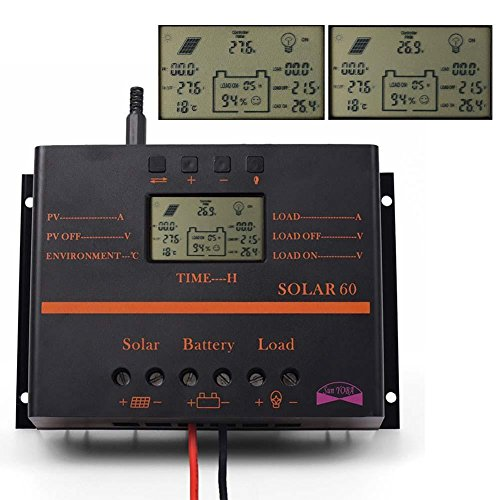 solar charge controller 60 amp - 6