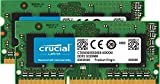 Crucial 16GB Kit (8GBx2) DDR3/DDR3L 1600 MT/s (PC3-12800) SODIMM 204-Pin Memory For Mac - CT2K8G3S160BM
