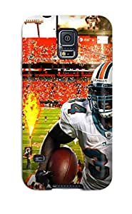 Hot 4021356K398057254 miamiolphins a NFL Sports & Colleges newest Samsung Galaxy S5 cases