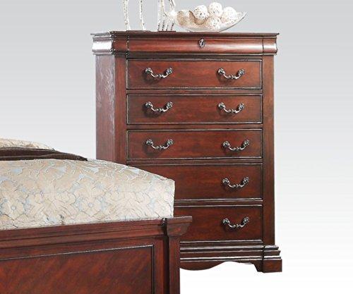 Acme Furniture 20736 Estrella Chest, Dark Cherry, One Size