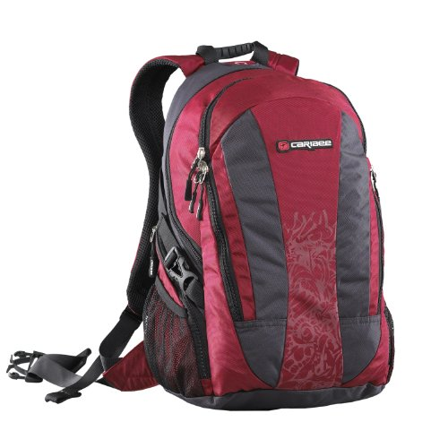 caribee-leisure-product-spitfire-backpack-red