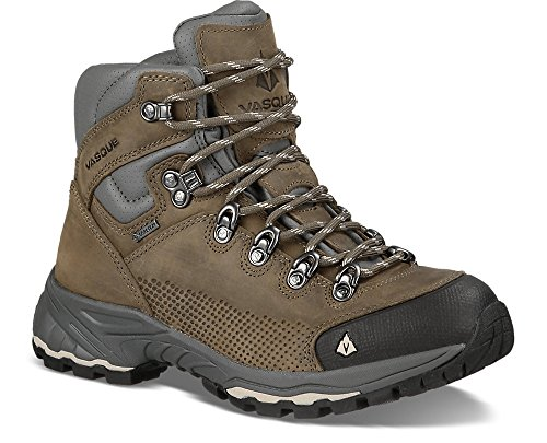 Vasque Women's St. Elias GTX Backpacking Boots Bungee / Silver 9 M & Cap by Vasque, USA