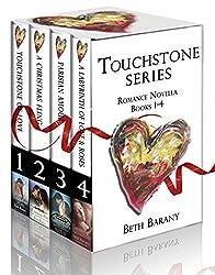 Touchstone Series: Romance Novella Books 1-4, plus a bonus short story