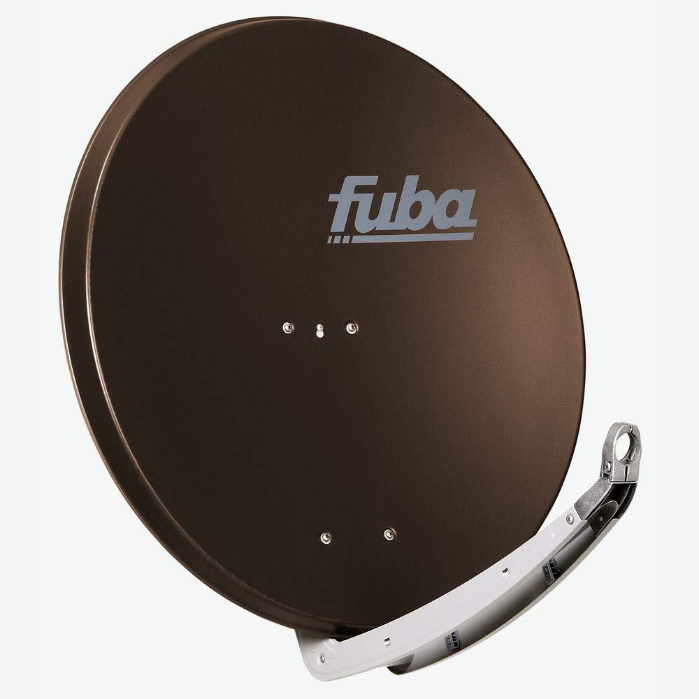colore: Antracite 39,53 dB, Dimensioni 85 cm Fuba DAA 850 A Antenna parabolica satellitare in alluminio