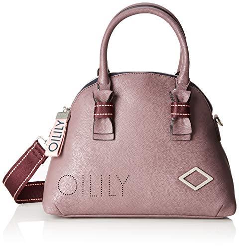 Oilily Damen Airy Handbag Mhz Henkeltasche, 13x24x33 cm