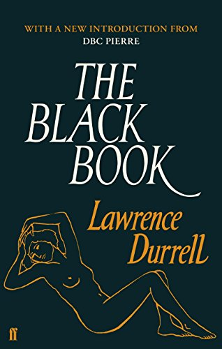 The Black Book by Lawrence Durrell