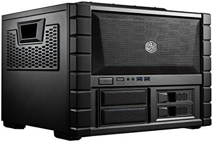 Cooler Master HAF XB EVO - Caja de Ordenador (Mini-ITX, Micro-ATX, ATX, 2 x USB 3.0), Color Negro: Amazon.es: Informática