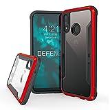 Capa para Huawei P20 Lite X-doria Original Defense Shield Vermelho