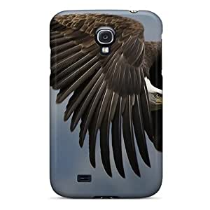 Tpu Case For Galaxy S4 With Soaring Eagle