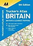 AA Truckers Atlas Britain (AA Road Atlas) (Aa Road Atlas Britain)