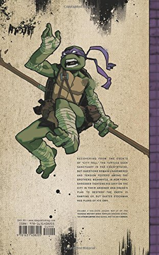 Teenage Mutant Ninja Turtles The IDW Collection Volume 4 Kevin B Eastman Tom Waltz Paul Allor Sophie Campbell Mateus Santolouco Cory Smith