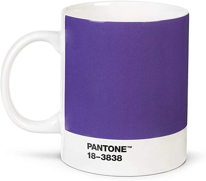 Unusual gifts for artists & tips for buying artists' gifts - Pantone mug