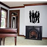 Beatles Promo - Vinyl Wall Art Decal Stickers Decor Graphics
