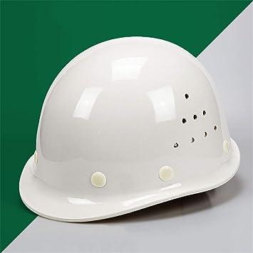 Easy Go Shopping Casco de Seguridad de construcción de Casco Resistente con Sistema de suspensión Ajustable