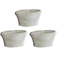 Think Crucial 3 Replacements for Graco 4 Gallon Humidifier Filter Fits Model 2H02 & TrueAir 05521