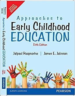 Buy Approaches To Early Childhood Education Book Online At Low
