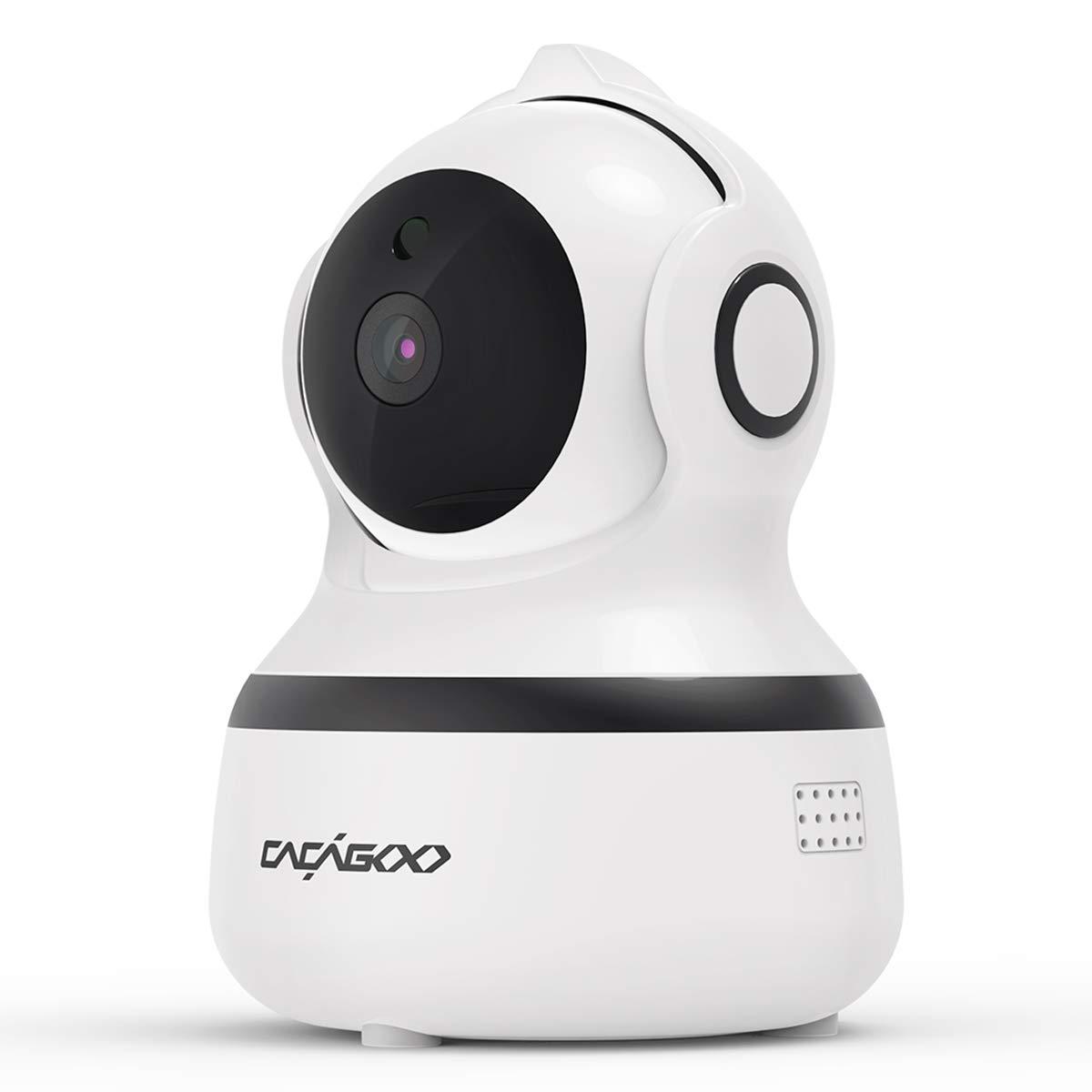 CACAGOO 1080P Telecamera di Sorveglianza WiFi