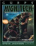 GURPS High-Tech, Michael Hurst, 1556343582