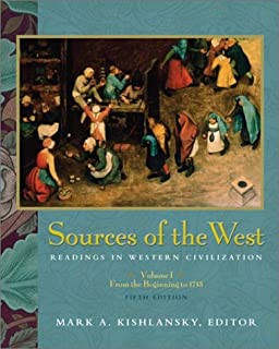 Holt world history the human journey holt world history human sources of the west readings in western civilization volume i 5th edition fandeluxe Gallery